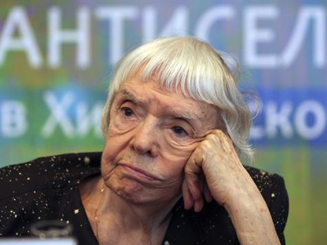 Почему Людмила Алексеева больше неходит намитинги?