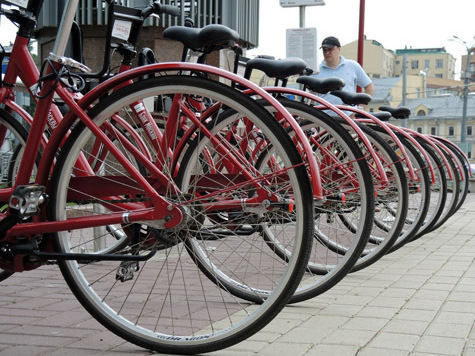 Велопрокат подвел итоги первого сезона