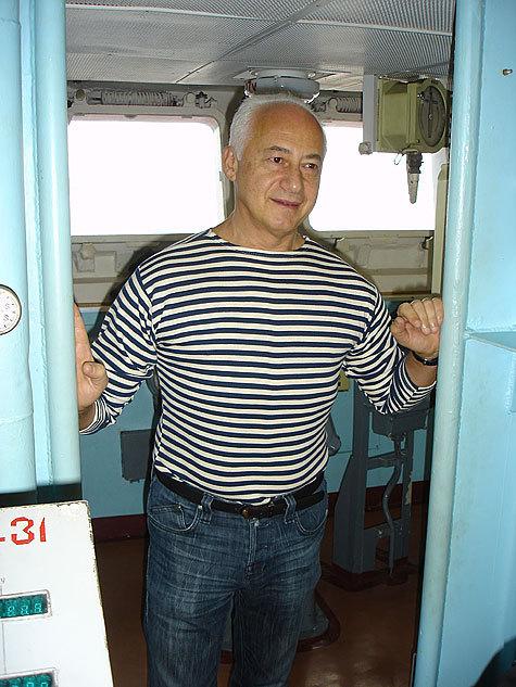 Маэстро первым привез во Владивосток симфонический оркестр