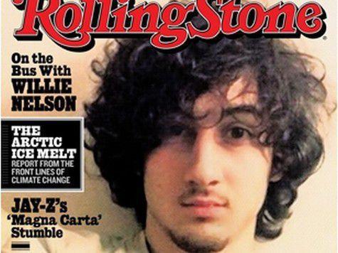 Скандал вокруг портрета «бостонского бомбиста» на обложке журнала Rolling Stone разгорается