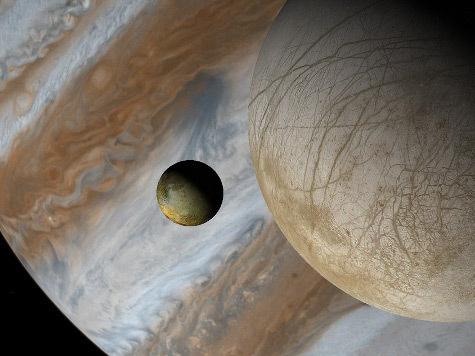 Россия готовится к миссии на «жизненосный» Юпитер II