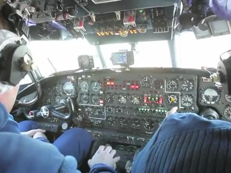 У самолета отказали «ноги»