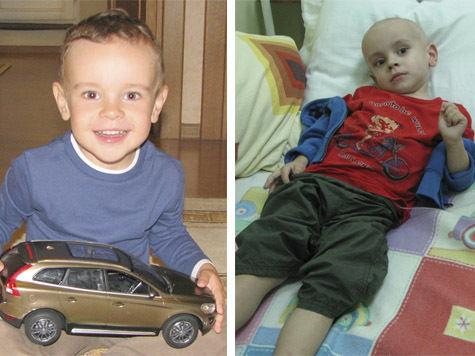 Кирюша Давыдов три месяца находится между жизнью и смертью