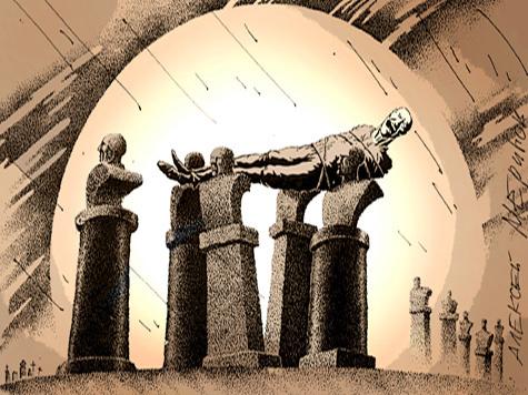 Текучий памятник