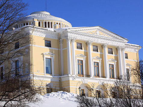 Клад Нарышкиных останется в России
