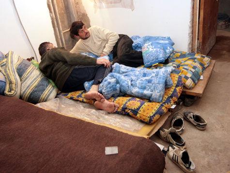 300 нелегальных мигрантов задержали в Петербурге