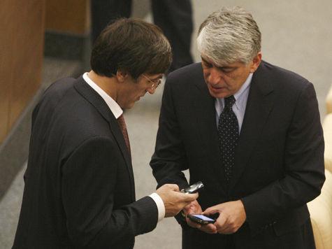 Госдума намерена объявить войну SMS-рассылкам