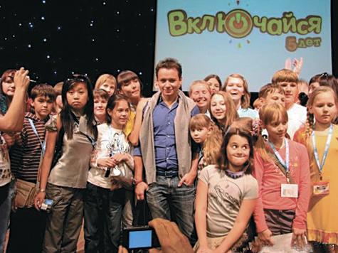 В «Останкино» открылся Фестиваль детского телевидения «Включайся!»