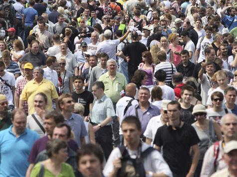 Сторонники Навального готовят сход на Манежной