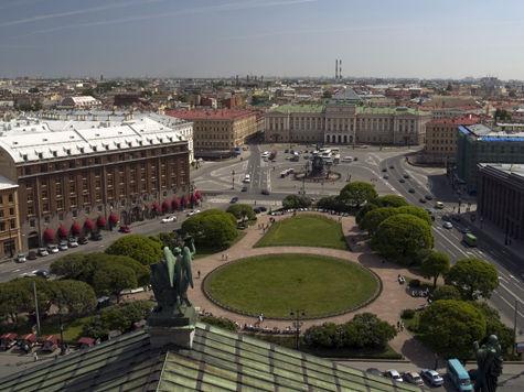 На первых порах закон будет распространяться только на Санкт-Петербург, который станет первым в истории действительно вечным городом