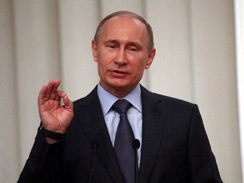 Так обещал Путин