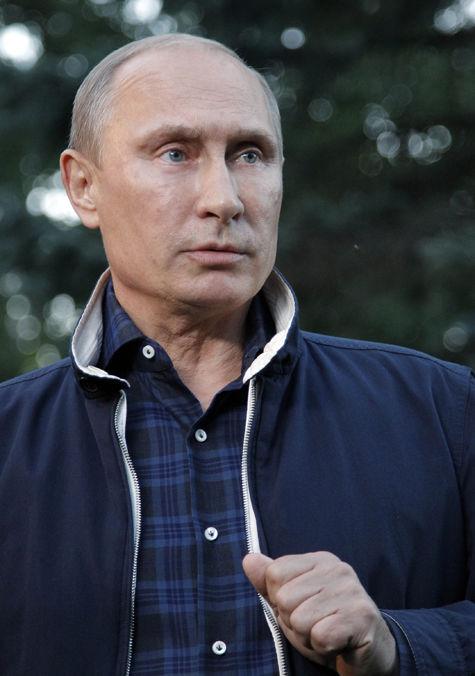 Путин, мудрый и влиятельный