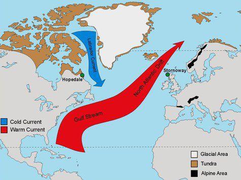 Великая аномалия: Европу ждет небывало тяжелая зима