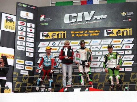 Чемпионат Италии покорился российскому пилоту