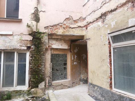 На реконструкцию расстрельного дома выделили 800 млн рублей