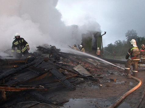 Жертвами пожара в психоневрологическом интернате под Новгородом стали более 30 человек