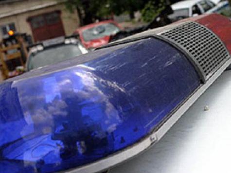 Беглец потерпел фиаско на крыше полицейского авто