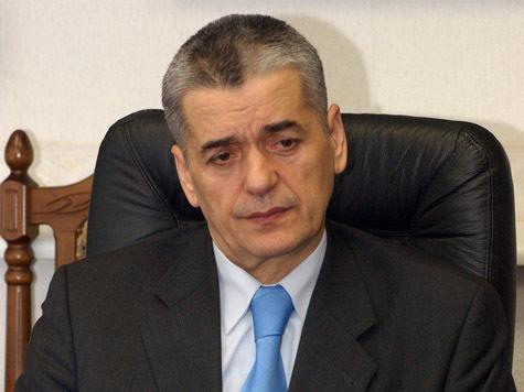 Онищенко приехал в Грузию с новой инспекцией