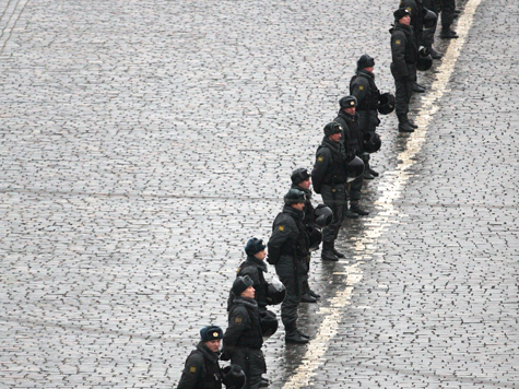 С полицейских возьмут только одну клятву