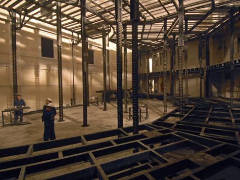 """Это концертный зал-""""трансформер"""", аналогов которому нет в России"""