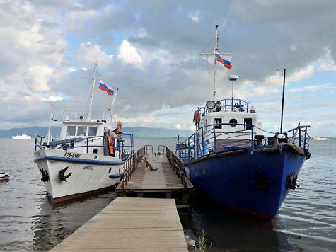 Маломерные суда сливают в Байкал подсланевые воды