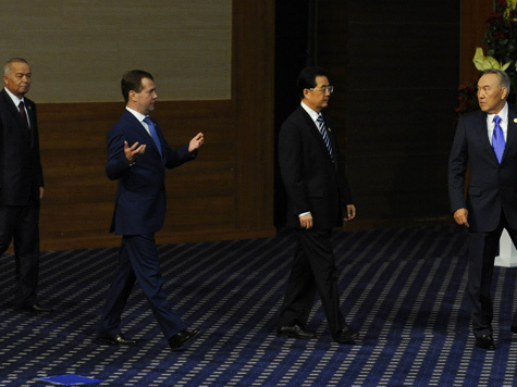 Шанхайская организация будет расширяться