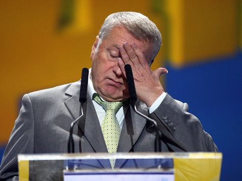 Как Жириновский переиграл Путина