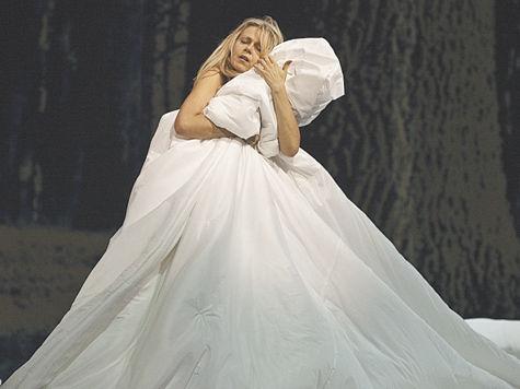 Латвийская опера гастролирует в Москве