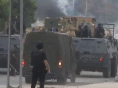 Египет дождался «пятницы гнева»