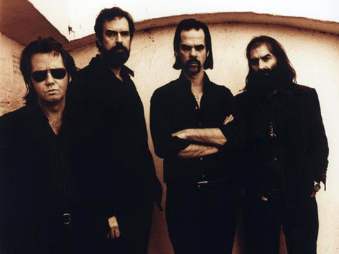 """2 июля в Крокус Сити Холл состоится концерт Ника Кейва (Nick Cave) и группы """"Grinderman"""""""