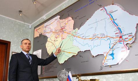 Трасса М-6 «Каспий»: итоги и перспективы