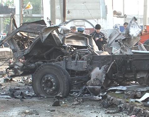 Террористов рвет от «мира на Кавказе»