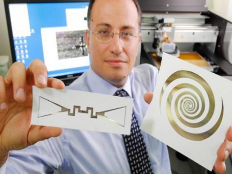 В будущем, по словам ученых, такие мультичастотные сенсоры, можно будет разместить на одежде