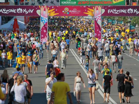 Собкор «МК» передает из Украины