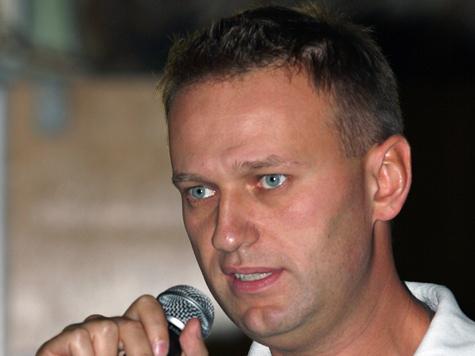 Как освобождался Навальный: ночной репортаж