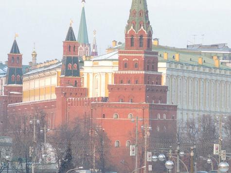 С кремлевских каминов смахнут пыль