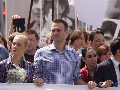 Митинг сторонников Навального на Болотной: Онлайн-репортаж