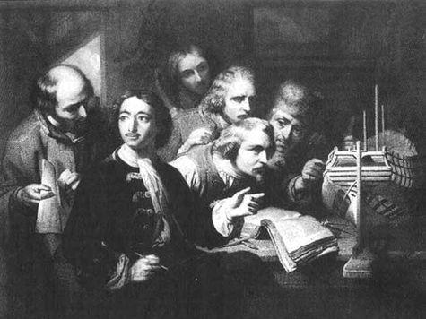 Голландцы встретят Петра Великого «лично»