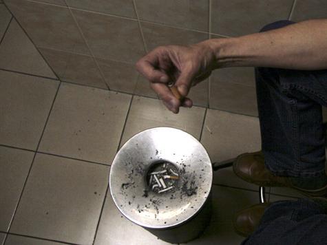 Курить — закону вредить