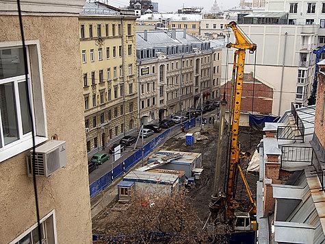 Гостиницу в Малом Козихинском все-таки построят