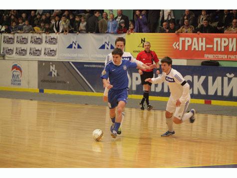 Мини-футбол за Полярным кругом