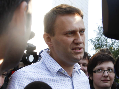 Алексей Навальный: «Следственному комитету стоит помалкивать и не позориться»
