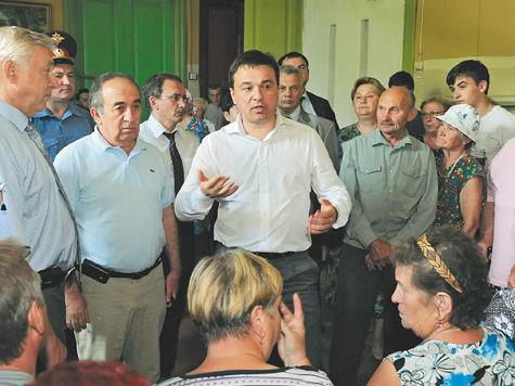 Андрей Воробьев: «Дебаты должны стать нормой»