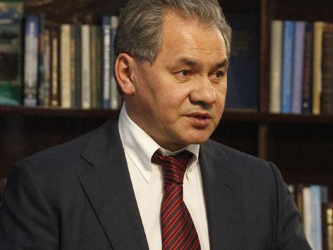За учениями с легендой, по которой НАТОвские войска напали на Северный Кавказ, наблюдал Сергей Шойгу