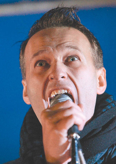 Парнас Навального