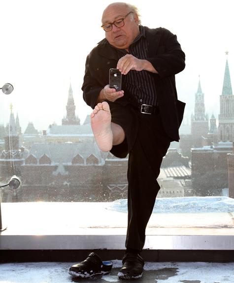 «Нога тролля» показалась в Москве