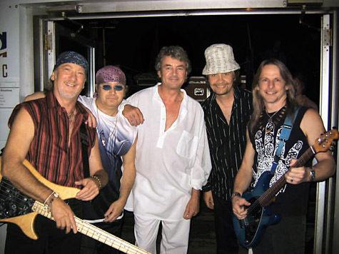 Deep Purple и их новый альбом «Now What?!»