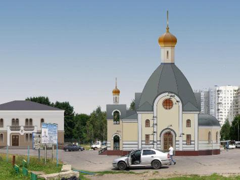 У болгар в Москве будет храм в стиле Петра Первого
