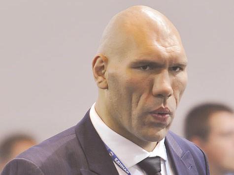 Николай Валуев за бобра не ответил
