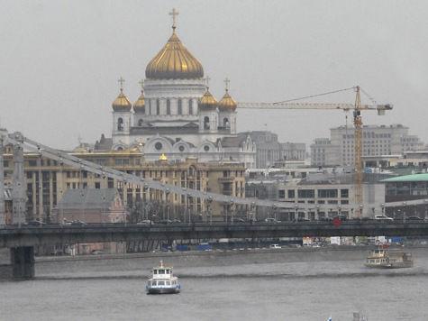 Археологи изменили русло Москвы-реки